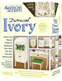Rust-Oleum 202867 Distressed Quart And Half Pint Kit, Distressed Ivory