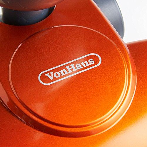 VonHaus 600W 2-in-1 Corded Upright Stick