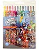 Marvel's The Avengers Twist-up Crayons