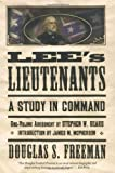 img - for Lee's Lieutenants: A Study in Command book / textbook / text book