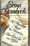 A Marriage Made in Heaven... or Too Tired for an Affair (0060183225) by Bombeck, Erma
