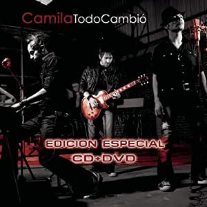 Camila - Todo Cambio by Camila [Music CD] - Amazon.com Music