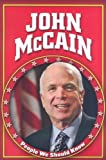 img - for John Mccain (People We Should Know) book / textbook / text book