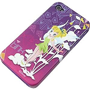 Disney Protector Case for iPhone 4, Tinkerbell tink