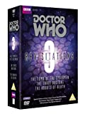 Doctor Who Revisitations 3 (The Tomb of the Cybermen/Robots of Death/The Three Doctors) [DVD]