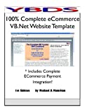 Michael A Hamilton 100% Complete Ecommerce VB.Net Website Template