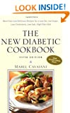 The New Diabetic Cookbook, Fifth Edition: More Than 200 Delicious Recipes for a Low-Fat, Low-Sugar, Low-Cholesterol, Low-Salt, High-Fiber Diet