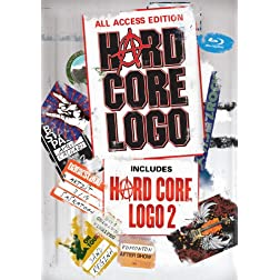 Hard Core Logo [Blu-ray]