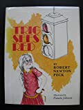 Trig Sees Red (0316696560) by Peck, Robert Newton