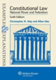 img - for Examples and Explanations: Constitutional Law: National Power and Federalism, Sixth Edition (Examples & Explanations) book / textbook / text book