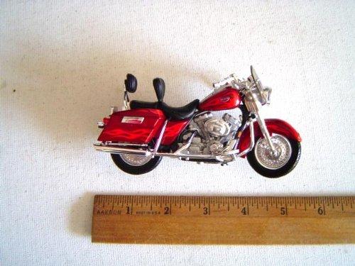 Harley-Davidson Motorcycle 2001 FLHRSEI CVO Custom 1:18 Series 15