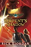 Rick Riordan The Kane Chronicles: The Serpent's Shadow