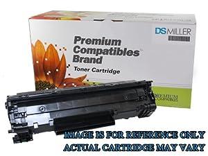 Toner Cartridge for HP LaserJet Pro P1102 (Remanufactured)