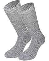 Tobeni 3 pairs of socks without elastic pressure Norwegian socks from 100 wool