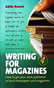 "Cover of ""Writing for Magazines"""