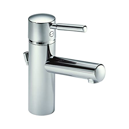 Brizo 65014LF-PC Quiessence Bathroom Faucet Single Handle, Chrome