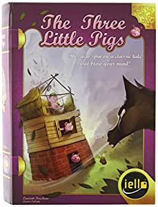 The Three Little Pigs Board Game