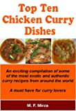 Top Ten Chicken Curry Dishes