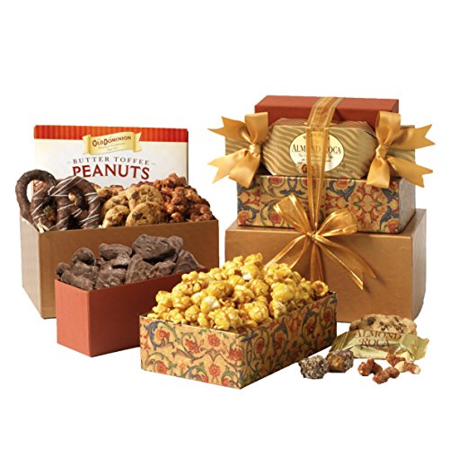 Broadway Basketeers Thinking of You Gift Set (Gift Baskets Kosher compare prices)