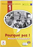 img - for Pourquoi pas!. 1 Pack de ressources pedagogiques (3 CD-ROM) (French Edition) book / textbook / text book