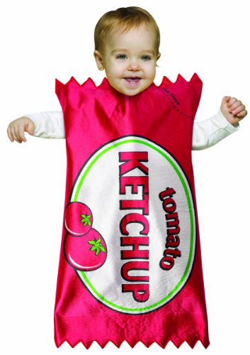 Rasta Imposta Ketchup Bunting, Red, 3-9 Months (Toddler French Fries Costume compare prices)