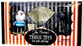 Tim Burton's Oyster Boy PVC #3 Set of 3