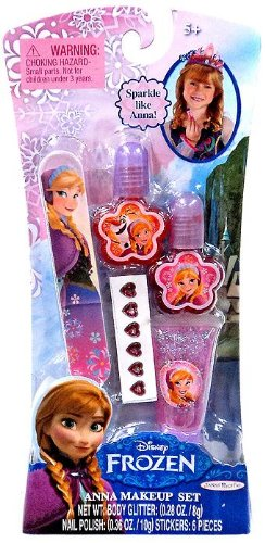 Disney Frozen Sparkle Make-Up Anna [Anna Makeup Set] - 1