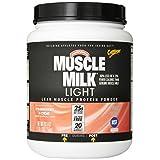 Get CytoSport Muscle Milk Light 750 g Strawberry Whey Protein Shake Powder On sale-image
