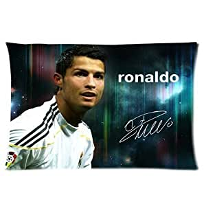 Amazon.com - Custom Real Madrid CF Superstar Cristiano Ronaldo CR7