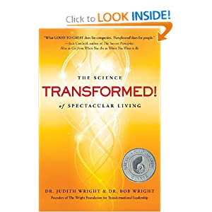 Transformed!: The Science of Spectacular Living ebook downloads