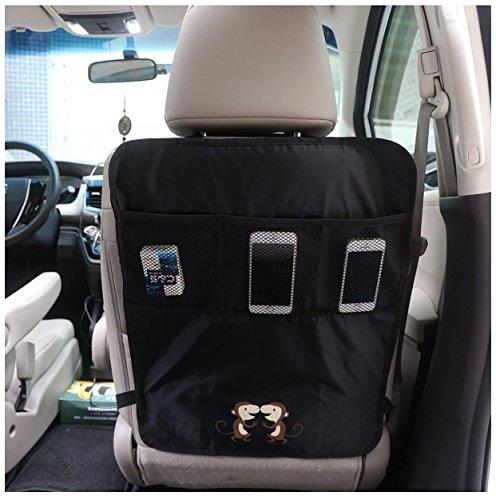 Auto-sitz-Rckenlehnenschutz-Auto-Sitzschoner-Auto-Rcksitz-Organisator-Kinder-Rcksitzschoner-Rckenlehnenschoner-mit-Organizer-Multi-Taschen-Reise-Aufbewahrung-Ordnung-Autositz-Veranstalter-Multi-Tasche