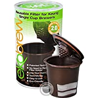 Ekobrew Refillable K-cup for Keurig
