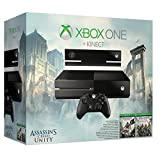 Xbox One with Kinect: Assassin's Creed Unity Bundle, 500GB Hard Drive (Color: Black)