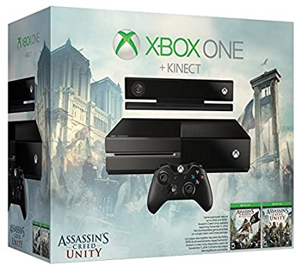 Xbox One Assassin's Creed Unity Bundle - Kinect Sensor Edition