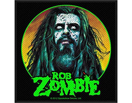 Rob Zombie - Zombie Face - Toppa/Patch