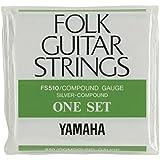 YAMAHA コンパウンドゲージ フォークギター用セット弦 FS510