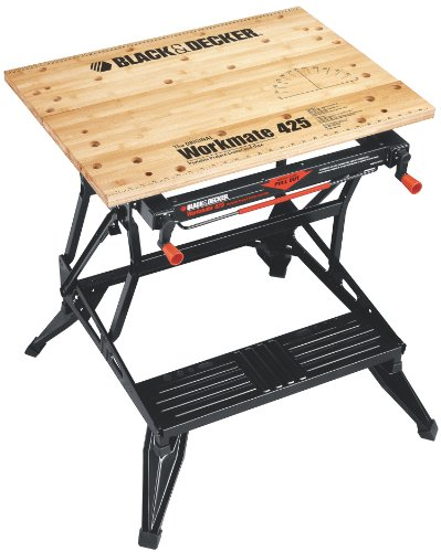 New Heavy Duty Industrial Wood Top Portable Garage Work