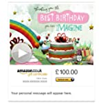 Birthday Fantasy (Animated) - E-mail...