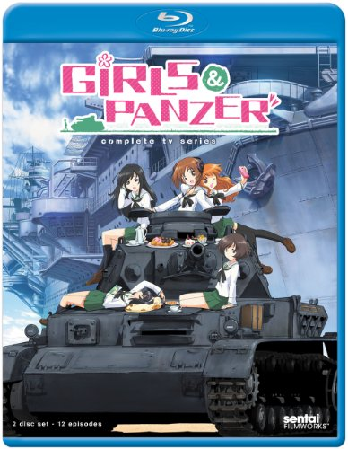 Girls Und Panzer: TV Collection [Blu-ray] [Import]