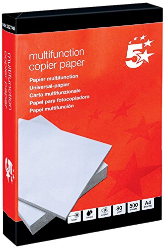 5-star-office-copier-paper-multifunctional-ream-wrapped-80gsm-a4-white-500-sheets