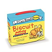 (My First I Can Read) 비스킷 Biscuit: More Phonics Fun 파닉스 북 페이퍼백 세트