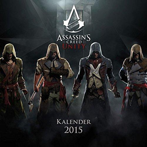 Assassin's Creed: Unity Wandkalender 2015