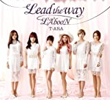 Lead the way/LA'booN (初回限定盤A)(DVD付)