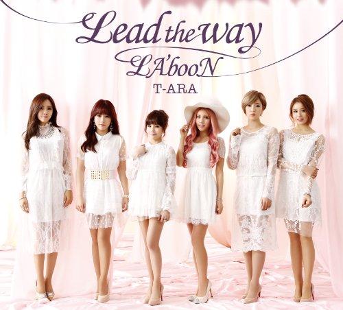 Lead the way/LA'booN (初回限定盤A)(DVD付)