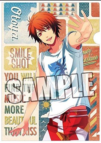 [Uta no Prince sama clear file SMILE SHOT Ver. Otoya Ittoki From Japan New] (Alien Dress Up Ideas For Kids)