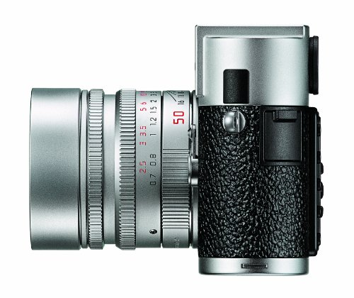 Leica M9-P 18MP Full-Frame Digital Rangefinder Camera (Silver Chrome) Reviews