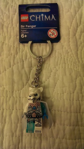 "LEGO Chima "" Sir Fangar"" Key Chain 850909"