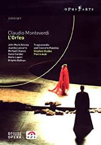 Claudio Monteverdi: L'Orfeo [DVD Video] [Import]