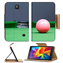 buy Msd Premium Samsung Galaxy Tab 4 7.0 Inch Flip Pu Leather Wallet Case Pink Ball In Snooker Games Image Id 27024219