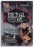 echange, troc Metal Guitar Leads Runs & Rhythms Level 1 [Import anglais]